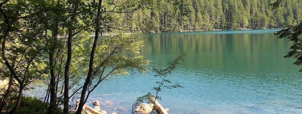 Romantická ledovcová jezera